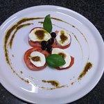 Tomate Mozarela