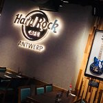 Foto di Hard Rock Cafe Antwerp