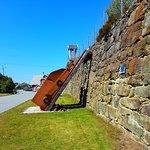 Bild från Vigsnes Mining Museum