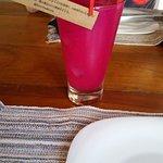 Suco de Pitaya