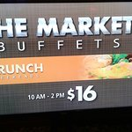 Billede af Market Buffet