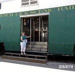 French Lick Scenic Railway Foto