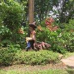 Foto van Secret Art Garden