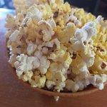 Popcorn free and fresh