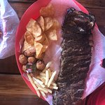 Ribs, Chips & Fries