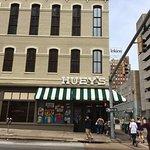Foto de Huey's Downtown