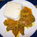 Gule Lamb Curry.