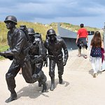 Normandy D-day tour
