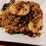 Chicken and Seafood Nasi Goreng