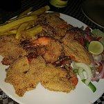 Rawa Fried Prawn