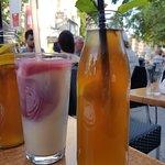 KiBa and Ice Tea