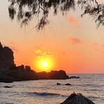 Sunset sfinari Fish Restaurant照片