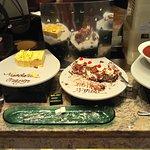 Dessert section