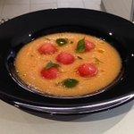 Gaspacho de Melon & Pastéque