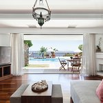 King Minos Minoan Royalty Suite with private pool