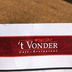 Foto 't Vonder
