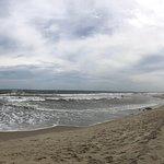 Ocracoke Beach resmi