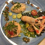 Assiette of Seafood