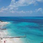 صورة فوتوغرافية لـ Mahahual Beach