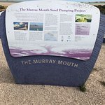 The Murray Mouth sand pumping project