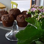 Magic homemade Brownies #BarBerlin