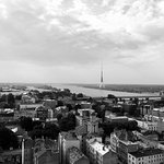 Panorama Riga Observation Deck Foto