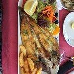 Très bon restaurant. Accueil sympa poisson frais et cuisine excellente.