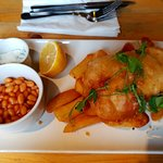 The Tame Otter - Fish and Chips