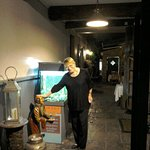 Foto de Doran's Courtyard Bistro