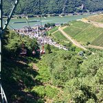 ภาพถ่ายของ Niederwald Chairlift Assmannshausen on the Rhine