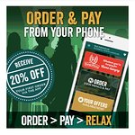 Download our new Order & Pay app