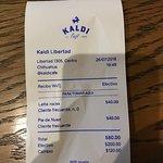 Photo of Kaldi Cafe Libertad