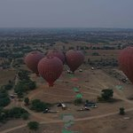 Foto di Balloons over Bagan