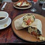 Breakfasr burrito