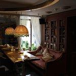 Интерьер библиотеки )))