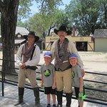 Grandsons enjoyed the day!