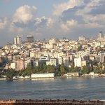 Mimar Sinan Teras Cafe Foto