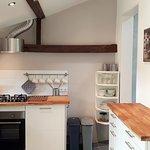 Le Petit Verger - gite 4p - cuisine / kitchen