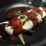 Salade tomate/mozzarella