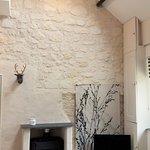 Le Petit Verger - gite 4p - salon / living room