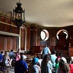 Colonial Williamsburg Capitol Building
