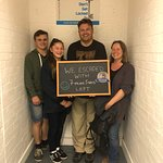 What a fabulous escape from 'Team Llama', from Tring, escaping on the Silver level