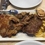 grigliata di carne per 2