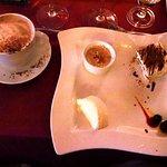 Menuens 3 stk. dessert