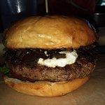 Magic Shroom Burger, Hopdoddy, Anderson Ln, Austin, TX