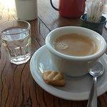 Cafézinho, bem forte!