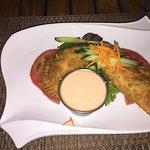 Conch Empanada!