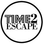 TIME2ESCAPE LOGO