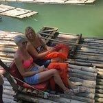River rafting on the Martha Brae river
