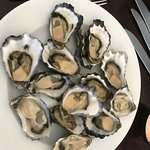 Lovely oysters